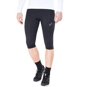 asics Knee Hardloop Shorts Heren zwart